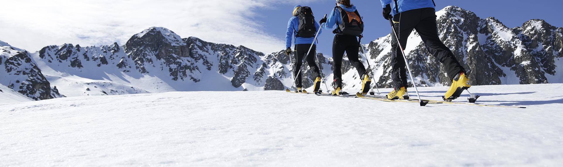 Estância de Esqui de GrandValira Andorra