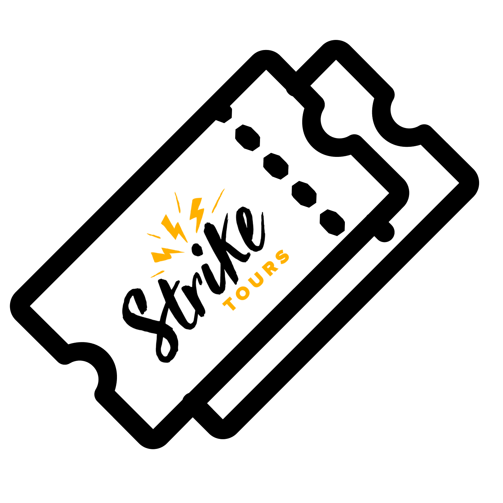Ponto de Venda – Bilhetes Strike Tours