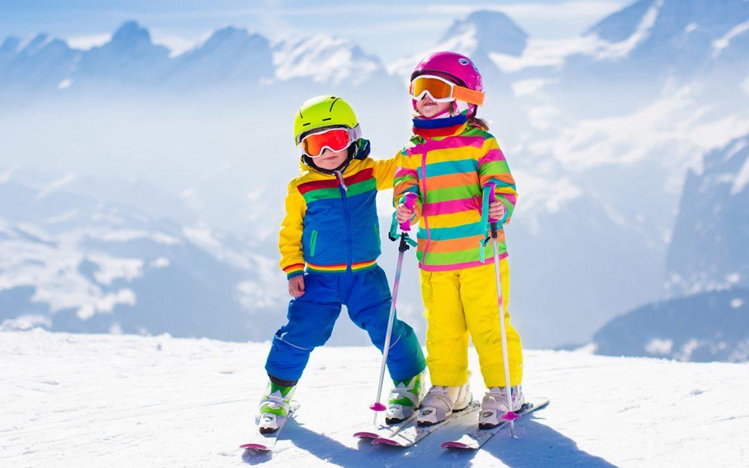 5 Regras de Ouro para Iniciar os Mais Pequenos no Ski