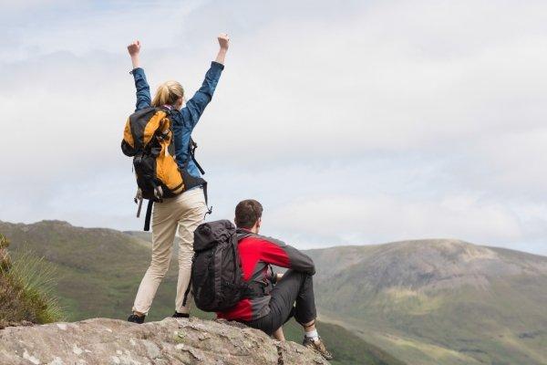 Trekking é qualidade de vida